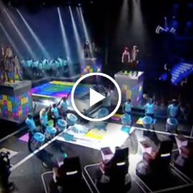 BATALA à l'émission The Voice sur TF1